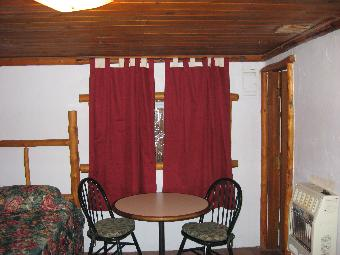 Cabin 4 Table