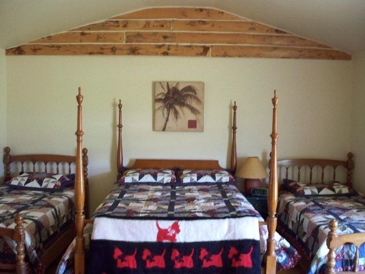 Cabin 6 Bedroom - Sleeps 4